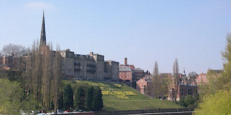 Ian Jelf's (Virtual) Tour of Shrewsbury tickets