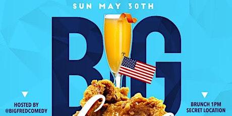BIG LAUGHS  BRUNCH (Memorial day weekend) tickets