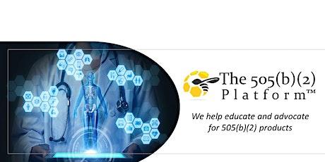 The 505(b)(2) Platform 2021 Annual Meeting tickets