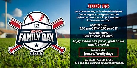 JPAR Family Day - SATX tickets