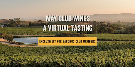 May Club Wines: A Virtual Tasting tickets