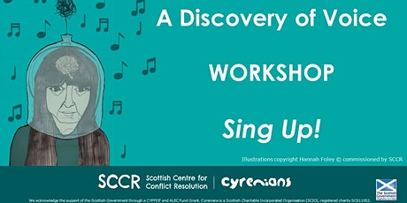A Discovery of Voice - WORKSHOP FOR YOUNG PEOPLE - Sistema Scotland tickets