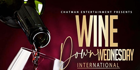 Wine Down Wednesday International tickets