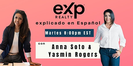 eXp explicado en Español tickets