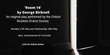 'Room 14' Performance tickets