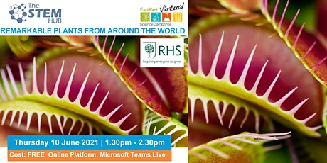 Science Jamboree: Remarkable Plants from around the World tickets