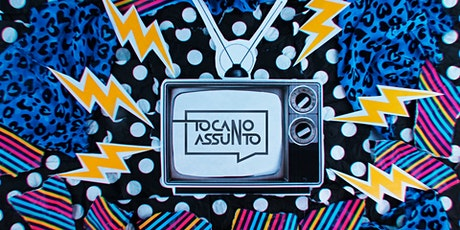 #TocaNoAssunto | SÁBADO - 15/05 - 16h ingressos