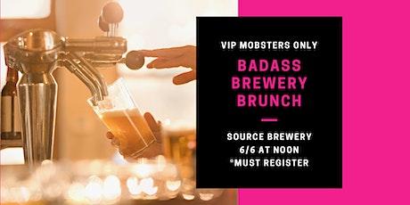 Badass Brewery Brunch tickets