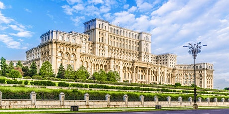 Virtual Live Guided Tour of Bucharest Romania tickets