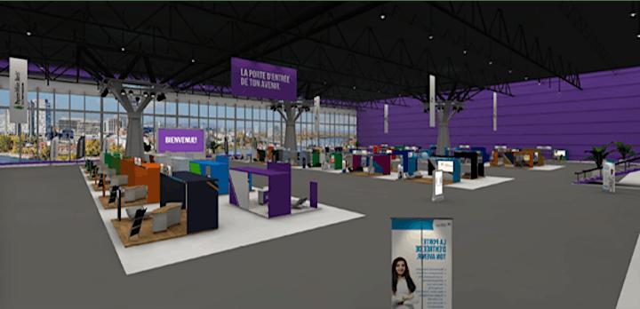 Image de Rendez-vous virtuel de l'emploi   Inscription pour les employeurs