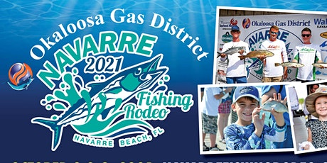 2021 Okaloosa Gas Navarre Fishing Rodeo tickets