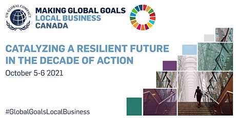 Making Global Goals Local Business – Canada tickets