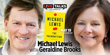 Michael Lewis in conversation with Geraldine Brooks tickets