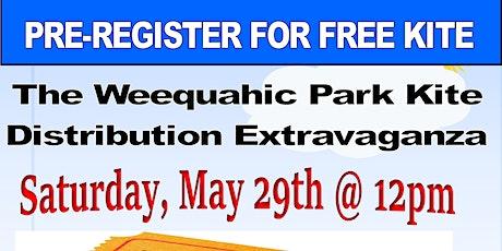 The Weequahic Park Kite Distribution Extravaganza tickets