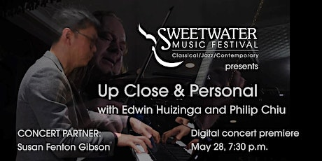 Up Close & Personal with Edwin Huizinga and Philip Chiu tickets