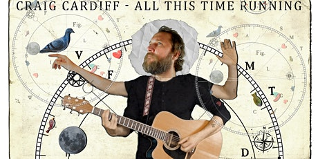 Craig Cardiff (Livestream Album release) in support of Cathedral Kitchen tickets