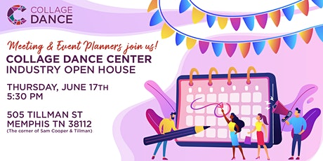 Collage Dance Center Industry Open House tickets