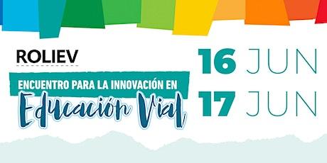 VI Encuentro para la Innovación en Educación Vial entradas