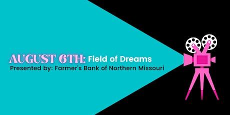 Centerville Summer Cinema - Field of Dreams tickets