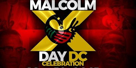 Malcolm X Day DC 2021 Celebration tickets