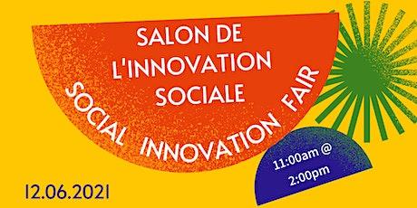 Salon de l'innovation sociale 2021 billets