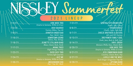 Nissley Summerfest - Music in the Vineyards tickets