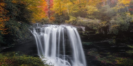 42LIVE: Photographing Majestic Waterfalls with Mark Denney and NiSi Filters tickets