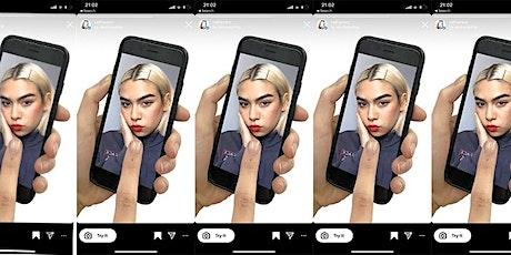 Spark AR: Creating Instagram Filters for Digital Performance biglietti