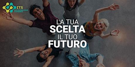 Open Day ITS Biotecnologie Piemonte - Webinar online biglietti