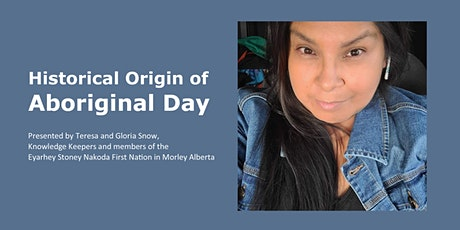 Historical Origin of Aboriginal Day tickets