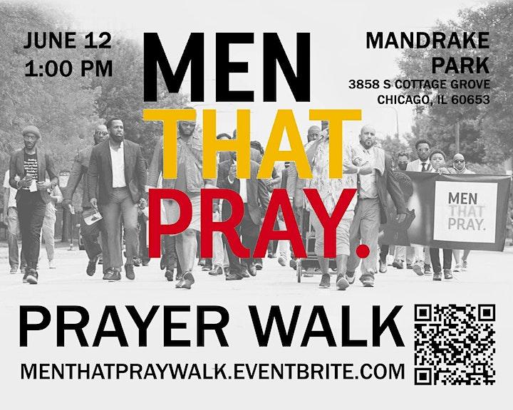 Men That Pray Walk image