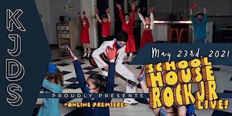 School House Rock Live, Jr. tickets