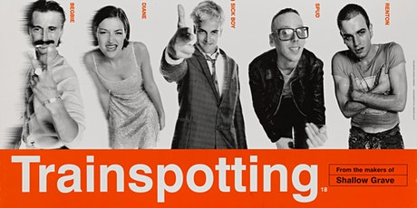 """Trainspotting"" (1996) / Drive-In Movie tickets"