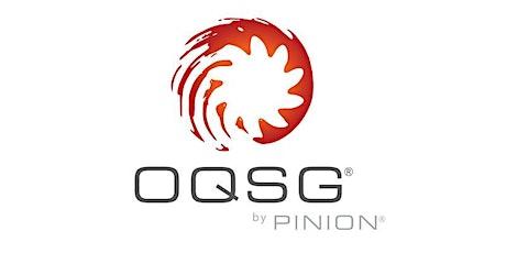 August OQSG Evaluator Training tickets