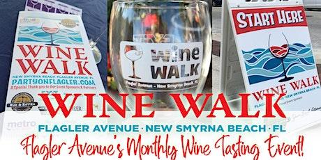 Flagler Avenue Wine Walk - June 2021 tickets