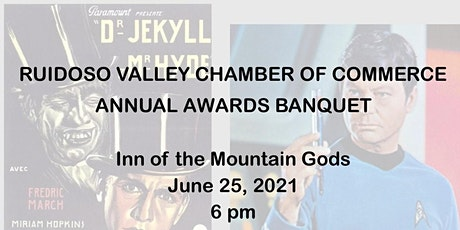 Ruidoso Valley Chamber of Commerce Annual Banquet tickets