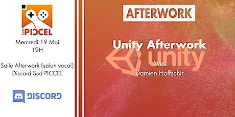 Sud PICCEL - Unity Afterwork avec Damien Hoffschir billets