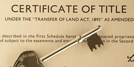 Title 101 & The Closing Process (1CE) - Greg Parham tickets