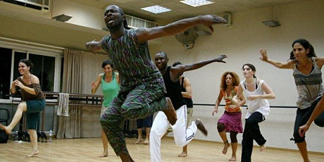 West African Dance Class with Louis Pierre Yonsian tickets