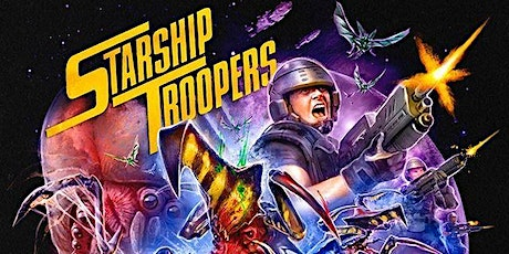 "'Starship Troopers"" (1997) / Drive-In Movie tickets"
