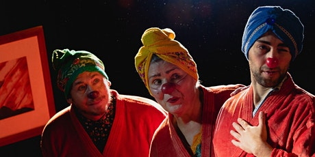 Ponto de Teatro | espetáculo Sr. Esquisito bilhetes