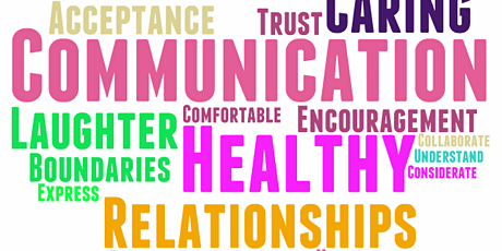 HEALTHY RELATIONSHIPS tickets