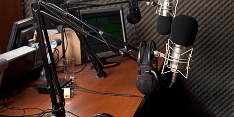 Let's Start Your Podcast Weekend Workshop tickets