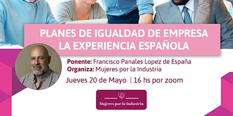 Planes de igualdad de empresa, experiencia Española tickets
