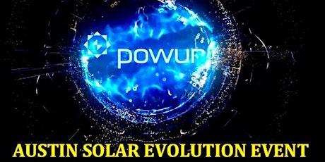 SOLAR EVOLUTION EVENT tickets