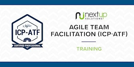 Agile Team Facilitation (ICP-ATF) Training (Virtual) billets