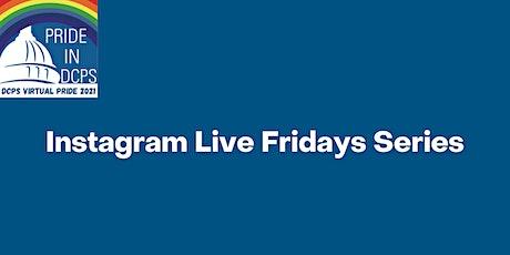 Instagram Live Fridays tickets