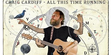 TONIGHT! Bedford House Concerts Presents Craig Cardiff Livestream tickets