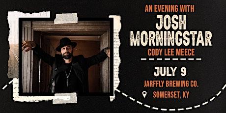 An Evening With Josh Morningstar tickets