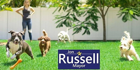 Bark & Brew with Jon Russell for Mayor tickets